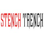 Stench Trench buttons & t-shirts