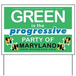 Buttons, Stickers, & Yardsigns