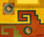 Aztec Design 1