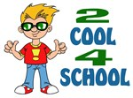 Too Cool for Back to School!