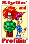 Punky Hairdressers
