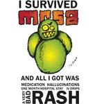 Survived MRSA
