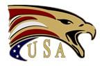 Eagle over USA
