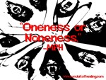 In the name of Oneness