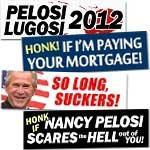 Political Bumper Stickers!