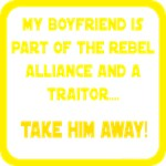 Rebel Alliance Traitor - BF