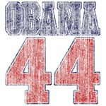 Obama 44th President (vintage) 