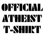 Official Atheist Apparel
