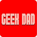Geek Dad T-shirts