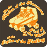 It's the Rhythm of the Movement T-Shirt