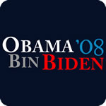 Obama Bin Biden T-Shirt