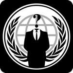 Anonymous International Logo T Shirt