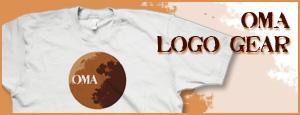 oma logo gear