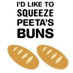 I'd Like to Squeeze Peeta's Buns