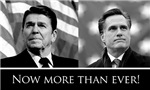 Romney - Reagan - Now more than ever