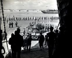 1944 German POWs on D-Day