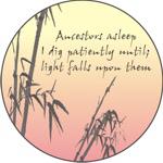 Genealogy Haiku Reeds