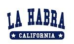 La Habra College Style