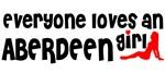 Everyone loves an Aberdeen girl