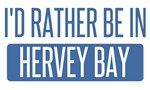 I'd rather be in Hervey Bay