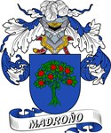 Madrono Coat of Arms, Family Crest
