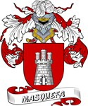 Masquefa Coat of Arms, Family Crest