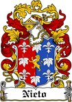 Nieto Coat of Arms, Family Crest
