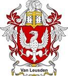 Van Leusden Coat of Arms