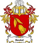 Beukel Coat of Arms, Family Crest
