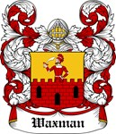 Waxman Coat of Arms, Family Crest