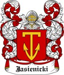 Jasienicki Coat of Arms, Family Crest