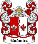 Budwicz Coat of Arms, Family Crest