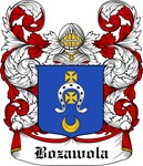 Bozawola Coat of Arms, Family Crest