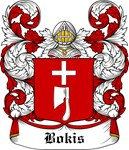 Bokis Coat of Arms, Family Crest