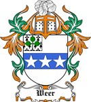 Weer Coat of Arms, Family Crest