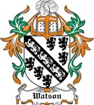 Watson Coat of Arms, Family Crest