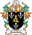 Teasdale Coat of Arms, Family Crest