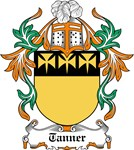Tanner Coat of Arms, Family Crest