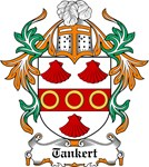 Tankert Coat of Arms, Family Crest