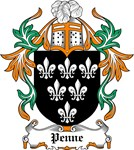 Penne Coat of Arms, Family Crest