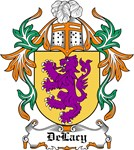 DeLacy Coat of Arms, Family Crest