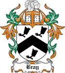 Bray Coat of Arms, Family Crest