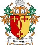 Branagan Coat of Arms, Family Crest
