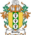 Beatty Coat of Arms, Family Crest