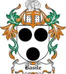 Basile Coat of Arms, Family Crest