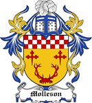 Molleson Coat of Arms, Family Crest