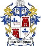 MacNaughtan Coat of Arms, Family Crest