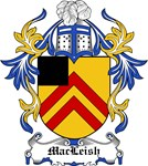 MacLeish Coat of Arms, Family Crest