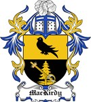 MacKirdy Coat of Arms, Family Crest