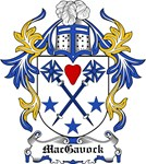 MacGavock Coat of Arms, Family Crest